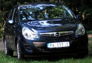 Službeni automobil u privatne svrhe